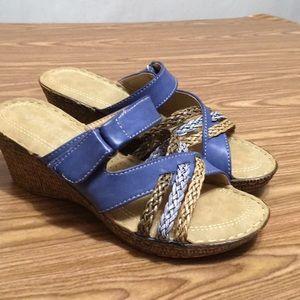 Patrizia Wedge Sandal